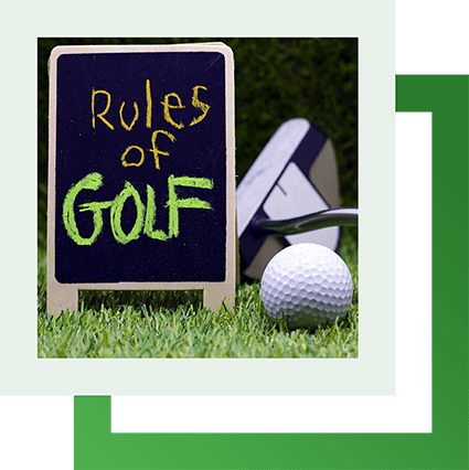 rules golf frontpage