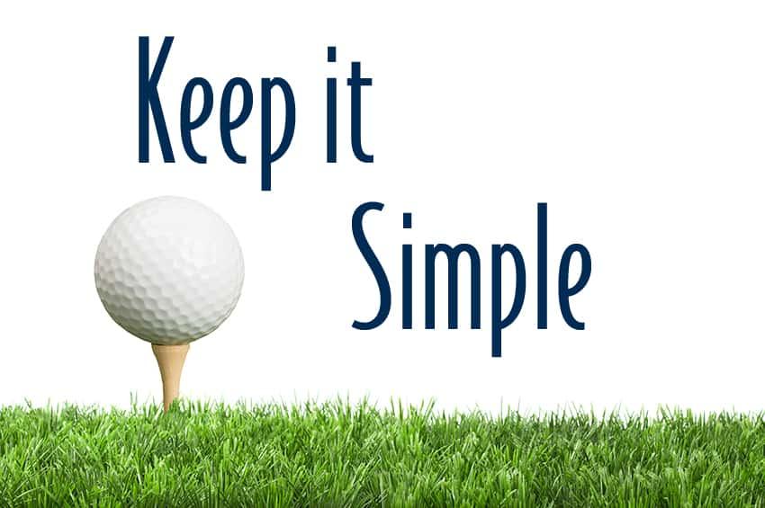 Keep it Simple Golf