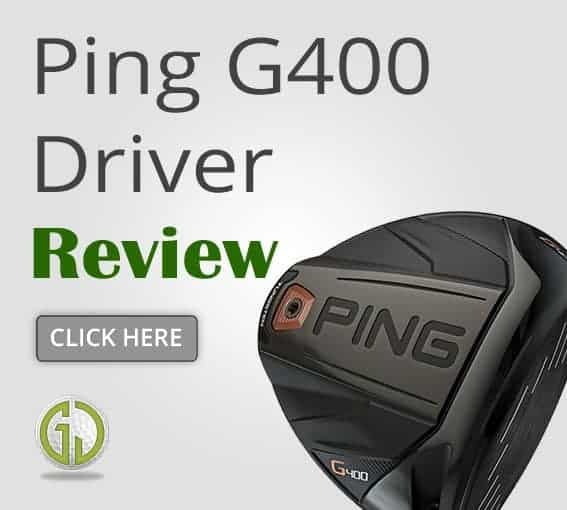 Ping G400 driver SQUARE