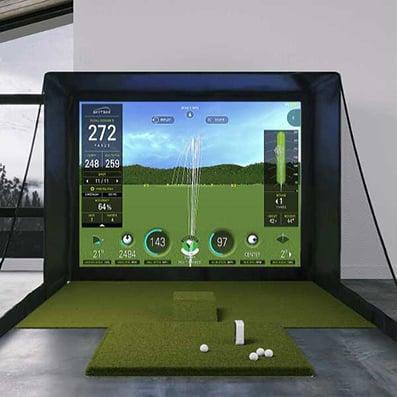 Golf Simulator SkyTrak SIG10